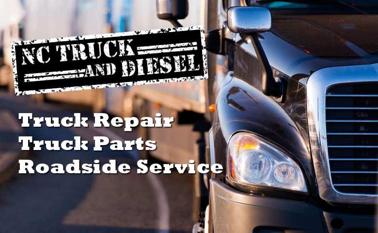 nc truck & diesel parts and repair