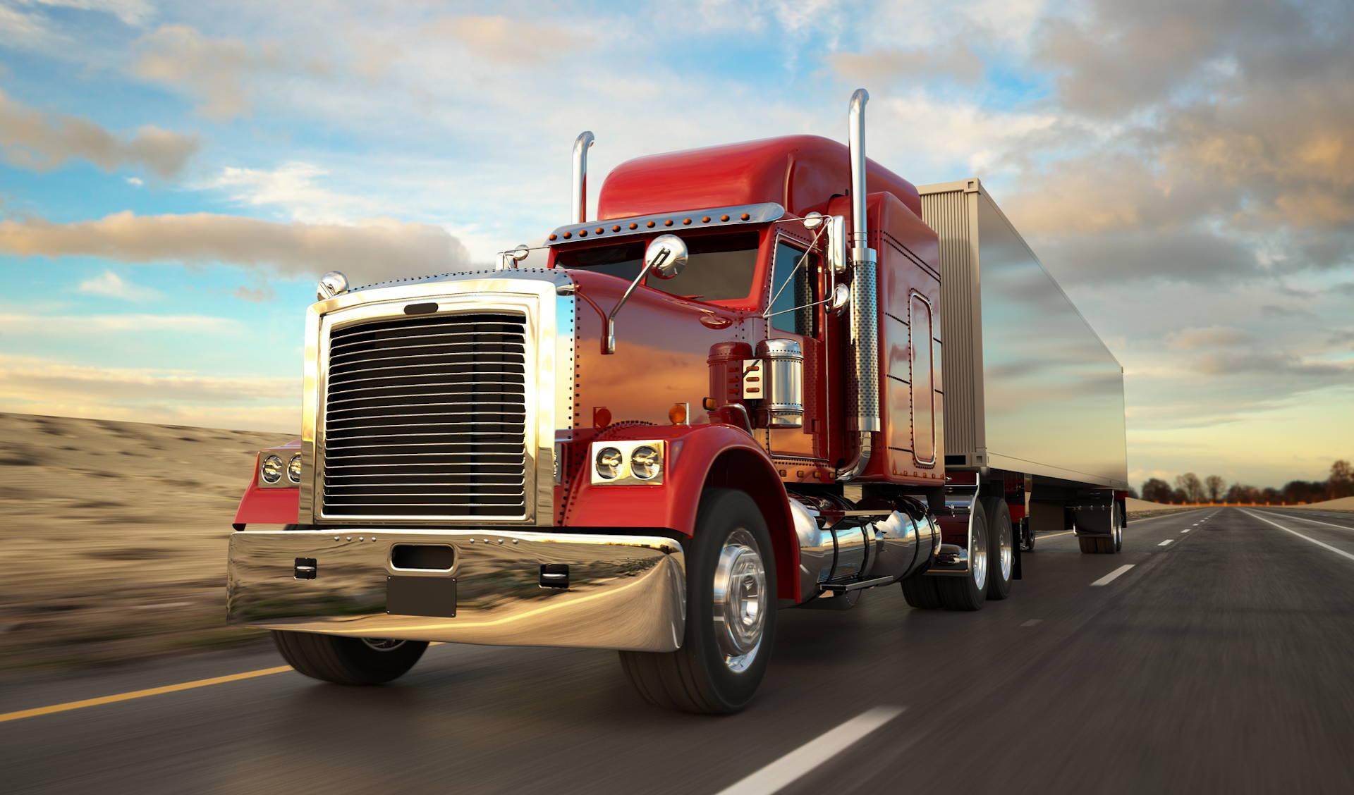 semi truck nc